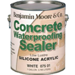 075 concrete waterproofing sealer