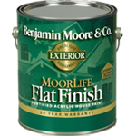 105 moorlife flat finish