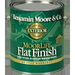 105 moorlife flat finish