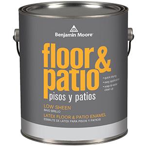 122 Latex Floor & Patio Enamel