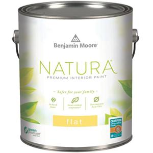 512 Natura® Interior Flat Paint