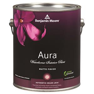522 Aura® Interior Matte Finish