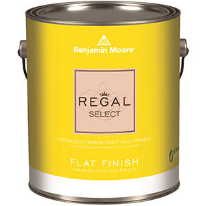 547 Regal® Select Flat Finish
