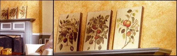 Декоративные техники Benjamin Moore