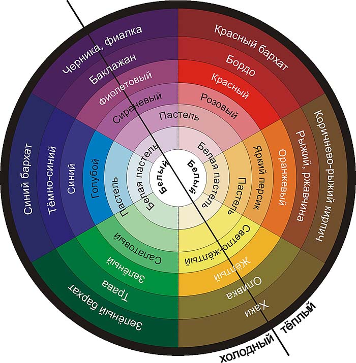 цветовой круг1