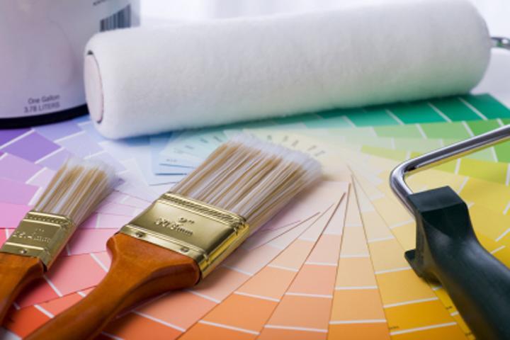 как покрасить потолок benjamin moore (1)