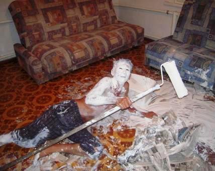 как покрасить потолок benjamin moore (10)