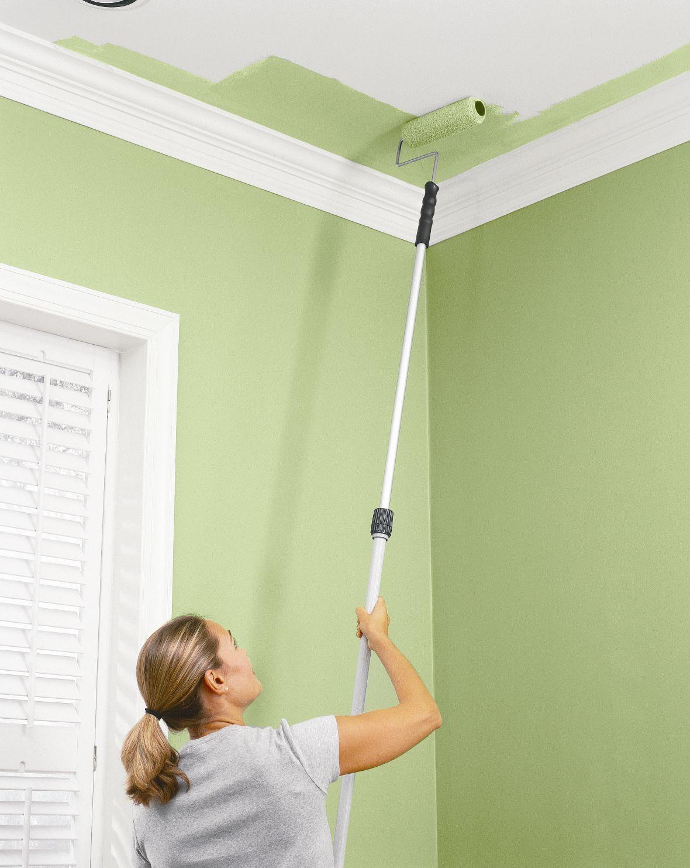 как покрасить потолок benjamin moore (2)