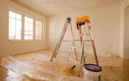 как покрасить потолок benjamin moore (6)