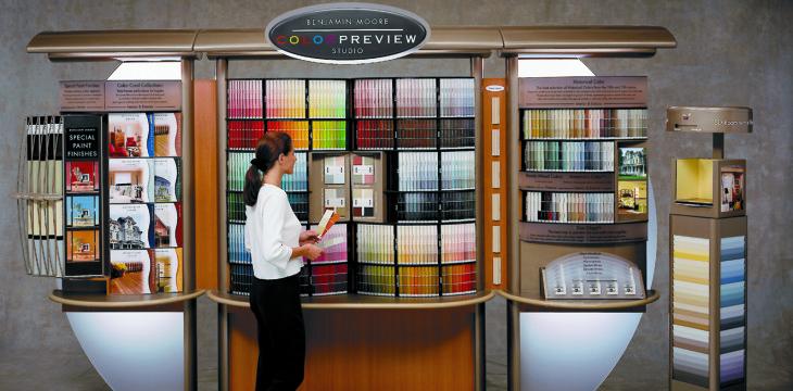 Система подбора цветов «Color Preview»