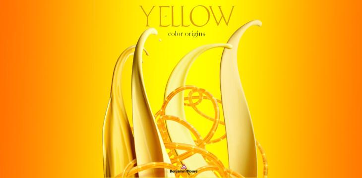 Yellow Color Origins