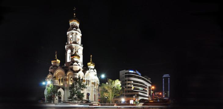 Храм «Большой Златоуст»