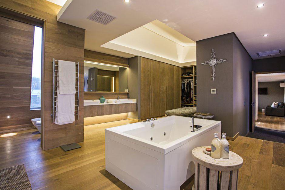Частный дом проекты дизайн ванной комнаты