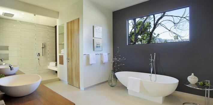 15 идей интерьера с отдельно стоящими ваннами